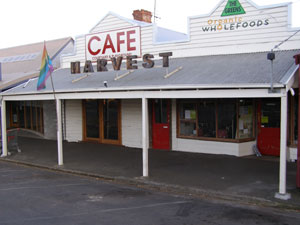 Cafe Harvest - Daylesford