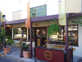 Chowder House : Hepburn Springs: Ph 03 5348 2221