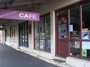 Muffy's Cafe - Daylesford