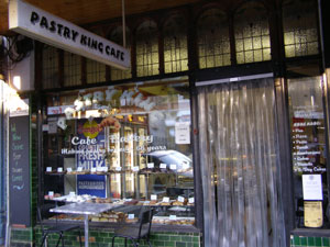 Pastry King Cafe - Daylesford