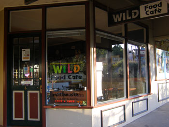 Daylesford restaurants cafe food guide eating out daylesford hepburn wild food cafe daylesford forumfinder Gallery